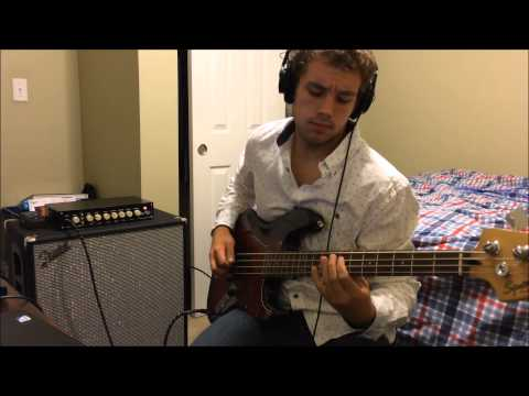 Dancing Shoes by The Arctic Monkeys (Bass Cover)