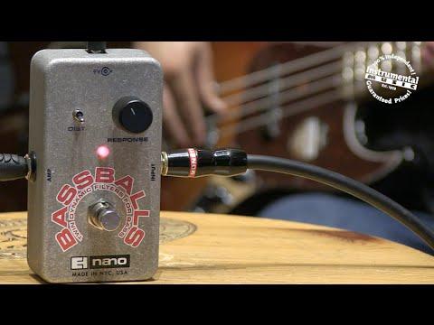 Electro Harmonix Bassballs Demo