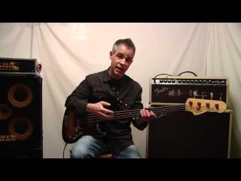 "Custom Made Fretless ""Jaco"" Fender Jazz Bass"