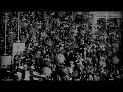 Primordial - Where Greater Men Have Fallen (LYRIC VIDEO)
