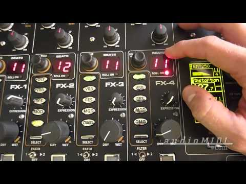audioMIDI.com Demo   Allen&Heath Xone:DB4