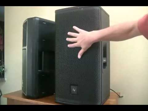 Review of the Electro-Voice EV ELX112P Live X Powered Loudspeaker