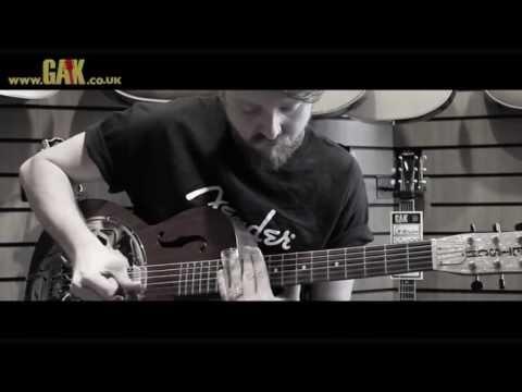 Gretsch - G9200 Boxcar Round-Neck Resonator Guitar at GAK
