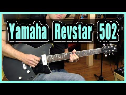 YAMAHA REVSTAR 502 Review by Morten Faerestrand
