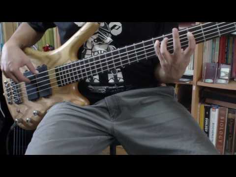 Linkin Park - Crawling (Bass Cover)
