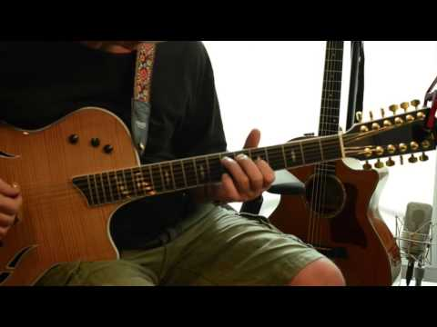 Taylor T5 12 String Demo