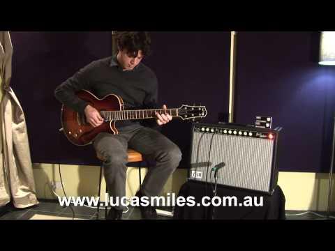 Electro Harmonix 6V6GT demo