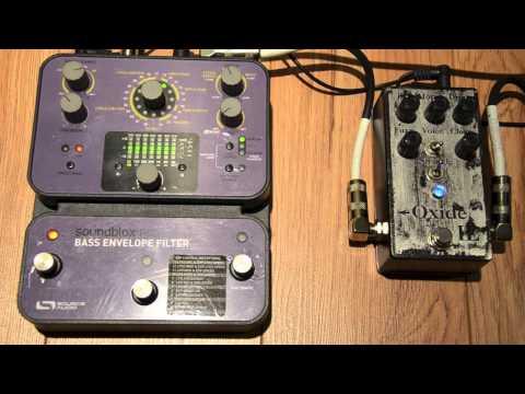 Pedal Demo: Soundblox Pro Bass Envelope Filter