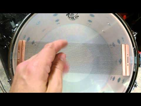 Review of Pure Sound 30 strand Snare Wires