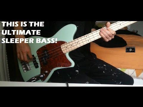 The Ultimate Sleeper Bass That Isn't $2200?! Ibanez TMB100!