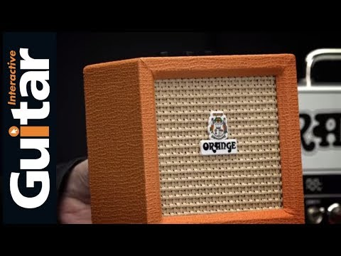 Orange Crush Mini Amp   Review