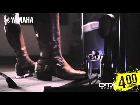 Yamaha Electronic Drums DTX400 Series