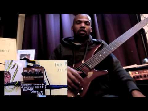 Boss Super Octave OC-3 Review for Bass