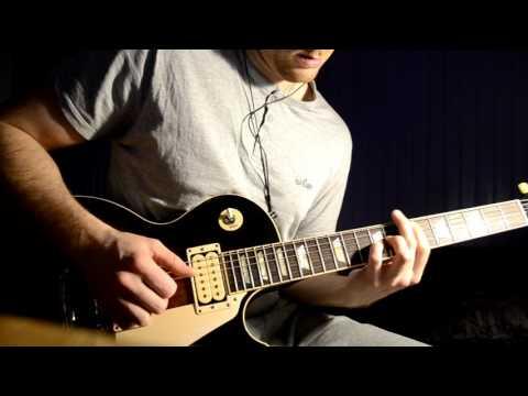 Dimarzio PAF 36th set THE BEST vintage tone - improvisation