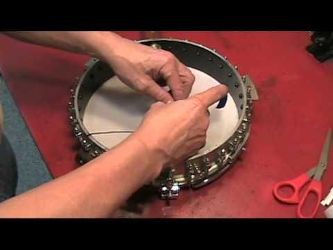 Schatten Design Banjo Pickup Installation