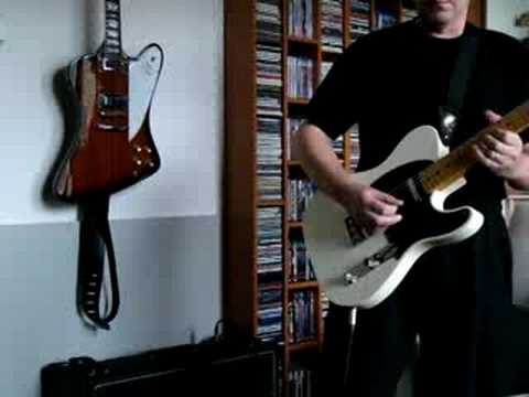 Squier Classic Vibe Tele with DiMarzio Twang King pup