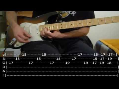 RHCP - The Zephyr Song (lesson w/ tabs)