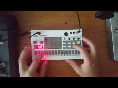 Volca Sample Beatmaking
