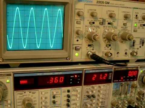 Modern Tung Sol 6550 Vacuum Tube.MOV