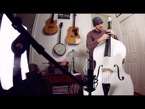 """""""A Collapse"""" on Upright Bass"""