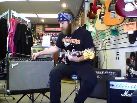Murphy's Guitars Fender Champion 100 Demo