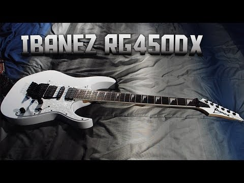 My Ibanez RG450DX is THE BEST GUITAR I HAVE EVER OWNED!   Ibanez RG450DX Review
