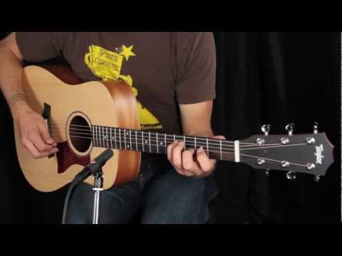 Taylor Big Baby Review - How does this acoustic guitar sound?