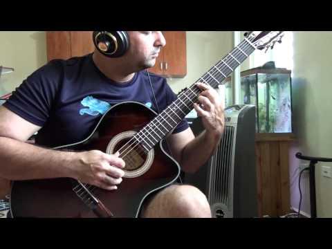 Black Star, Fate Speaks acoustic guitar intro Michael Bonet