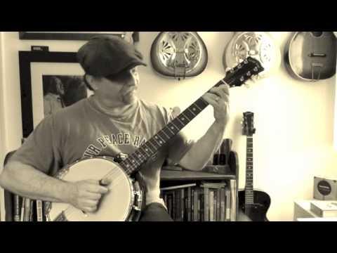 Gold Tone Banjitar - Toby Walker