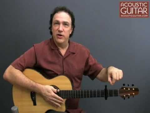 Spider Capo Review from Acoustic Guitar