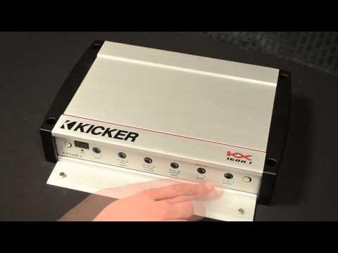 KX Amplifier Introduction Part 1