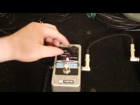 Electro Harmonix Holy Grail Nano (Awaking Mercury)