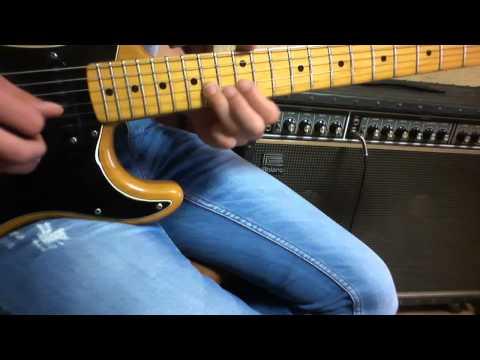 Fender Stratocater 1979. and Roland Jazz Chorus 120