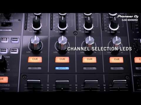 Pioneer DJ DJM-900NXS2 Official Introduction