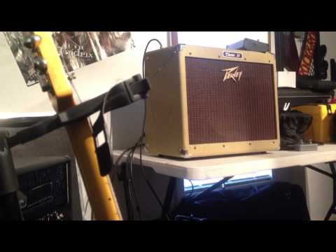 Peavey Classic 30 Combo Demo