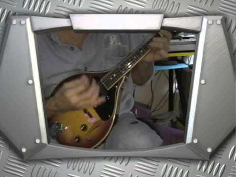 Oscar Schmidt OM10E Mandolin by Washburn