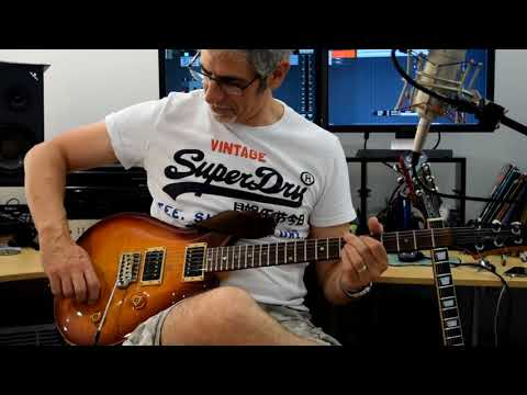 Gibson 57 Classic Pickups: how do they sound in a PRS? PART 1