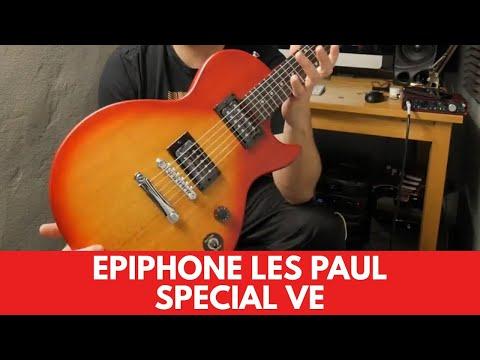 Epiphone Les Paul Special VE Review