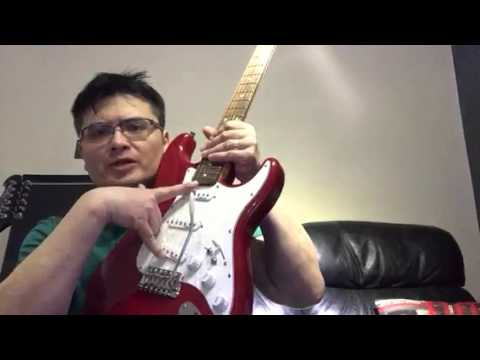 Stratocaster Wilkinson vintage voice pickups review