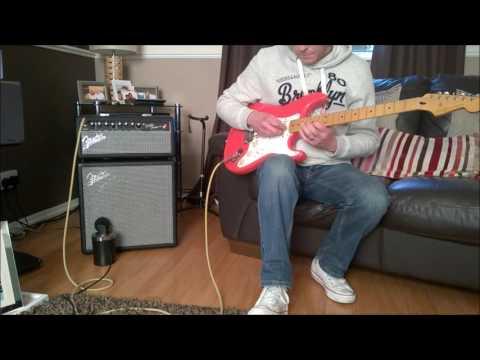 Fender Super Champ X2 & Fender SC112 Speaker Cab