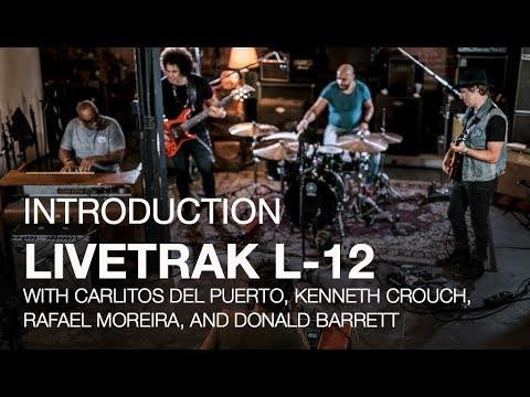 Introducing the LiveTrak L-12