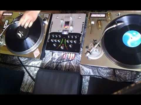 Reloop RP-2000 mk3 Test   Drum & Bass