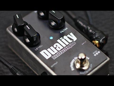 Darkglass Electronics Duality Fuzz - BASS Demo