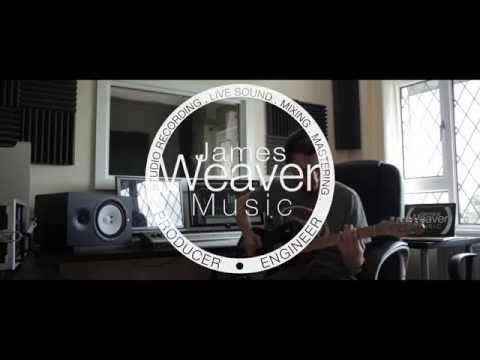 James Weaver Music - Marshall 1960b Cabinet Test