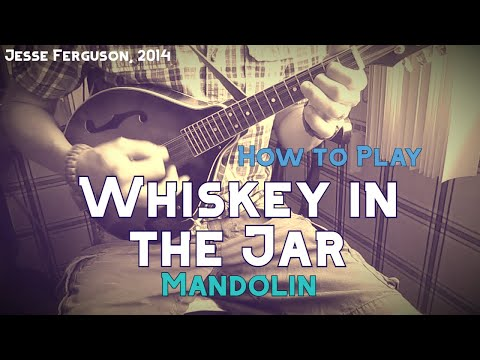 """How to Play """"Whiskey in the Jar"""" (Mandolin)"""