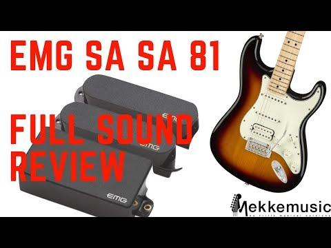 EMG 81/SA/SA Complete Review