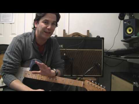 Scott Whigham - Vox AC30 CC2 with Fender Stratocaster (Normal Channel)