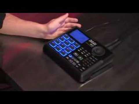 Akai Pro XR20: Overview