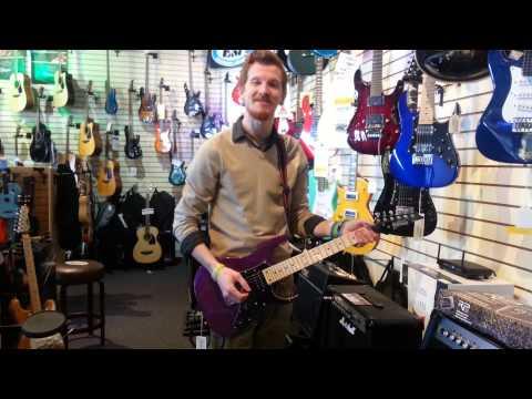 Ibanez Mikro Electric Guitar GRGM21MMPL