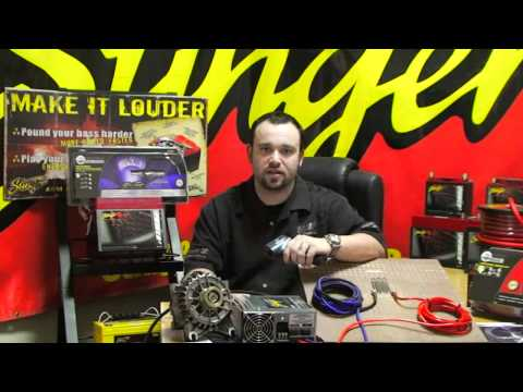 True Spec vs CCA (Stinger Electronics)
